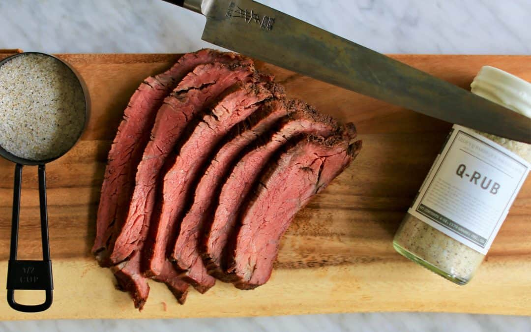 Barbecued Tri-Tip